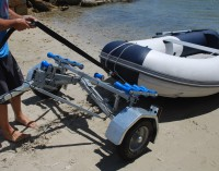 Inflatable Boat Accessory to load any Inflatable boat